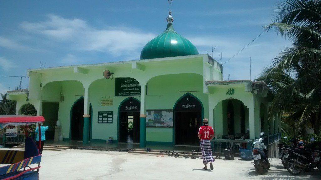 Koh Lanta Mosquée