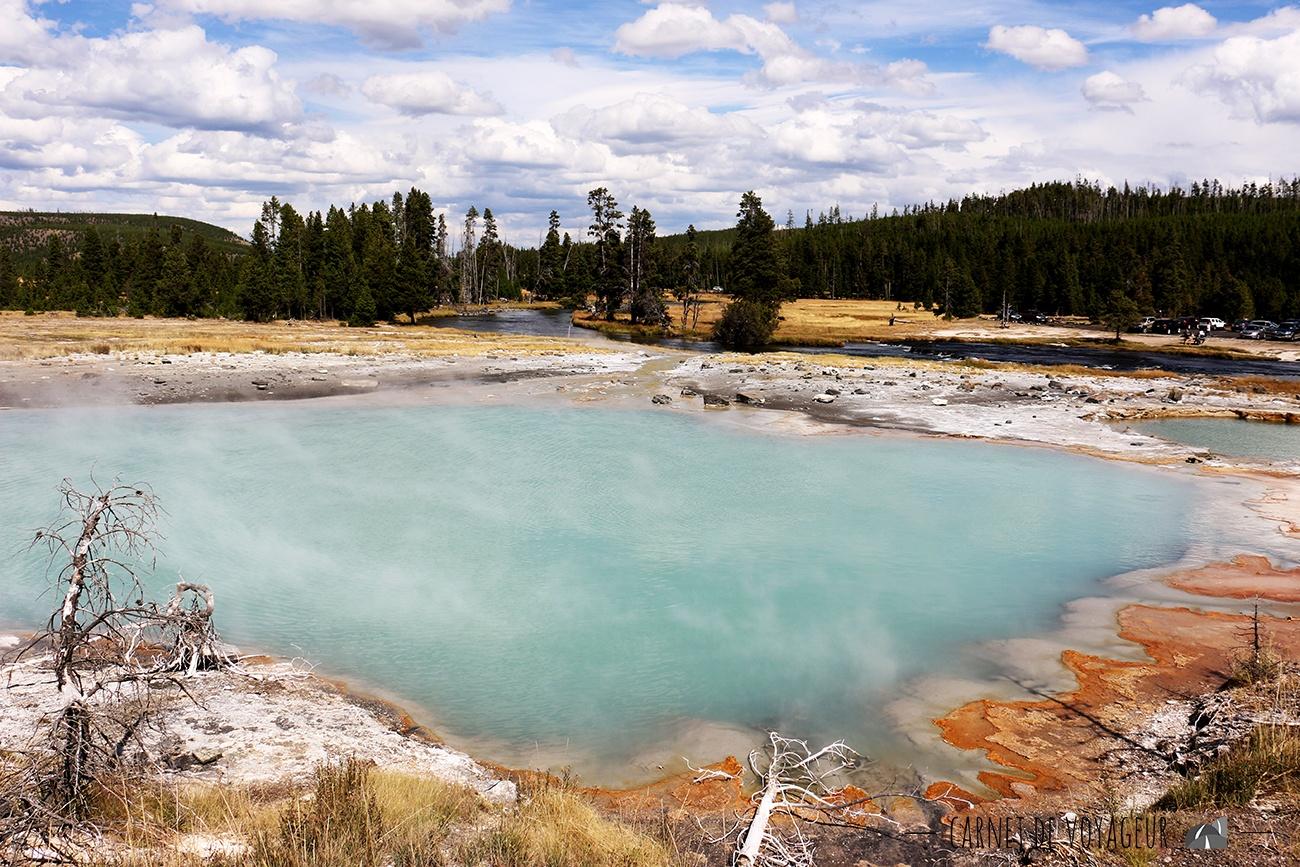 upper geyser basin 2