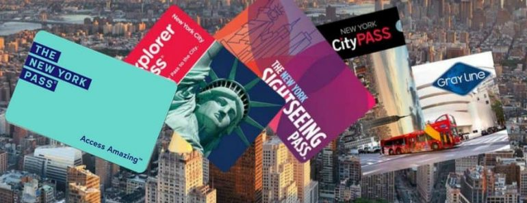 Comparaison New York Pass